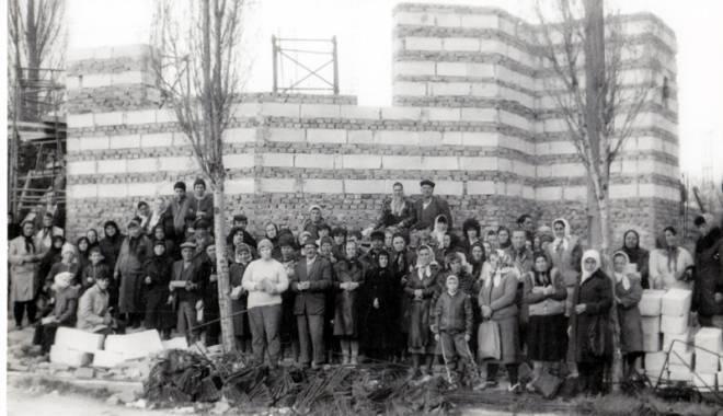 """Foto: """"Dacă s-ar fi intrat cu buldozerele în ziduri, Revoluţia din '89 s-ar fi declanşat de la Năvodari"""""""