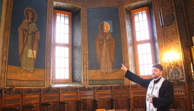 Povestea singurei biserici din Dobrogea pictată de Tonitza. Opera maestrului, în mare pericol de degradare - bisericasfantulgheorghe36-1429200603.jpg