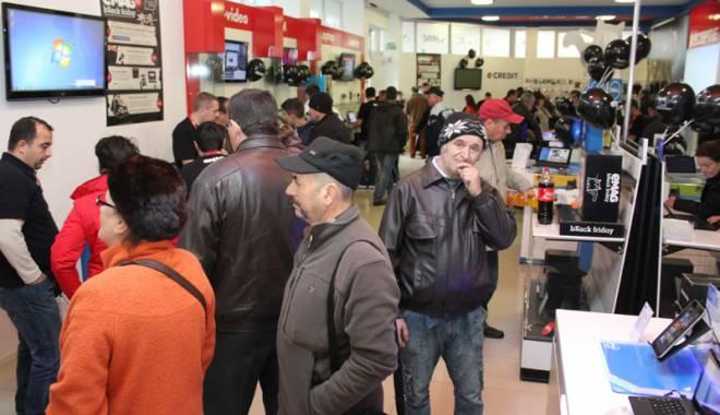 Vinerea neagră pentru portofelele constănțenilor. Cum a trăit Constanța febra Black Friday - blackfriday8-1416591014.jpg