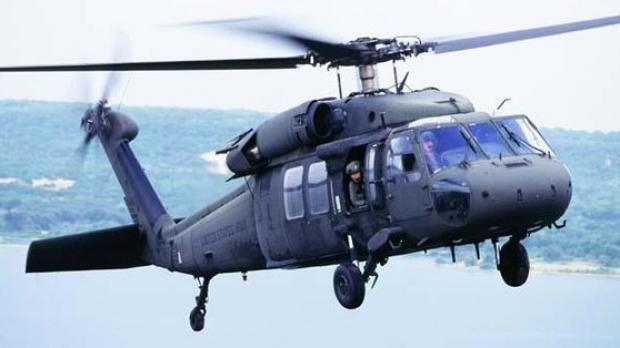 Foto: Elicopterele Black Hawk din Europa Centrală vor fi reparate în România. Ţara noastră, aleasă centru de întreţinere şi echipare