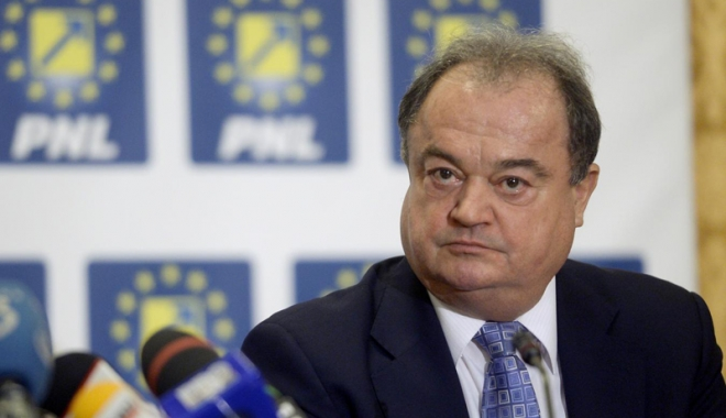 Foto: Vasile Blaga ar putea  să revină în PNL