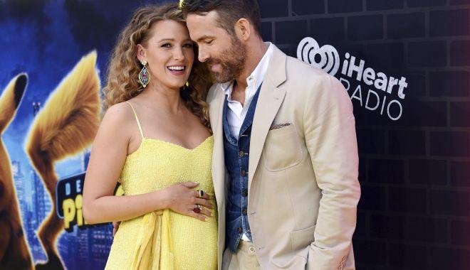Foto: Blake Lively este însărcinată cu al treilea copil