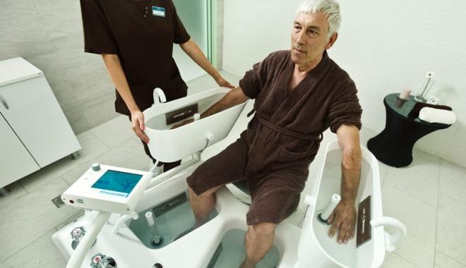 Foto: Unde mai găsiţi bilete de tratament, luna aceasta