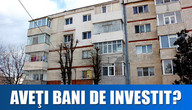 Foto: APARTAMENTE LA PREŢ DE MAŞINĂ / Cum s-a prăbuşit piaţa imobiliară din Constanţa