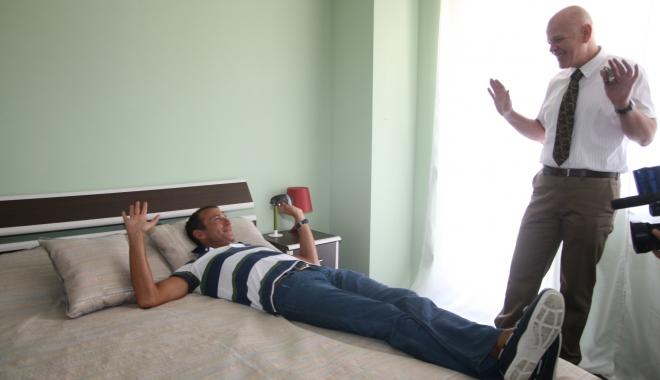 Foto: Avraham Morgenstern, tovarăş de cârdăşie cu Radu Mazăre, prins în Argentina. S-a legitimat cu acte false!