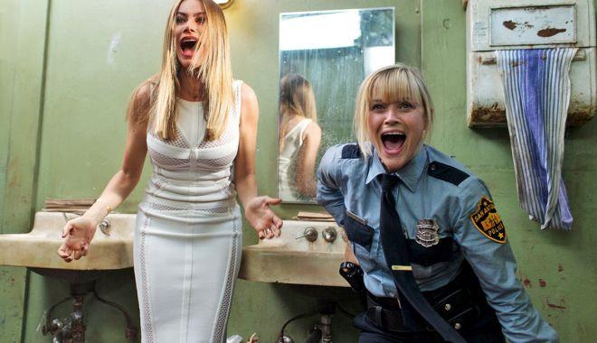 Foto: Blondă şi deşteaptă, vreau să devin poliţistă