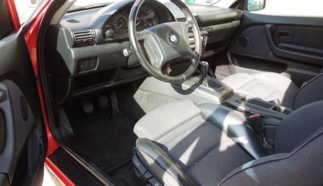 BMW-ul unui fotbalist celebru, scos la vânzare.