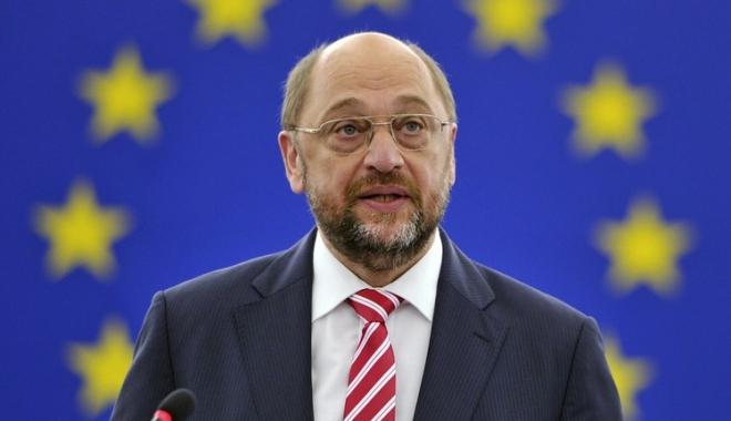 Foto: De ce părăseşte Martin Schulz Parlamentul European