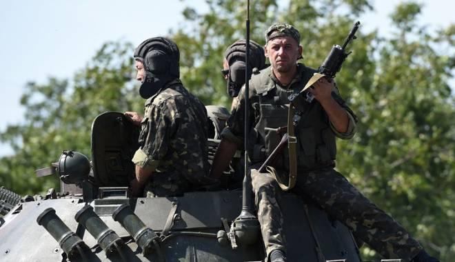 """Foto: Avertisment DUR! """"UE va reacţiona prompt în cazul încălcării armistiţiului de la Minsk"""""""