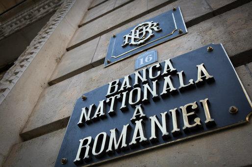 Foto: Rezervele valutare ale BNR au pierdut 1,1 miliarde de euro