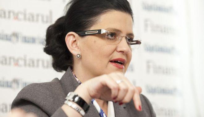 Foto: Anca Boagiu, audiată la DNA în dosarul fostului ministru Sebastian Vlădescu
