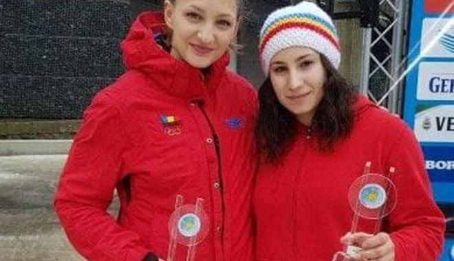 Reginele Europei! Andreea Grecu şi Teodora Vlad, pe podium la Winterberg - bob1-1546873785.jpg