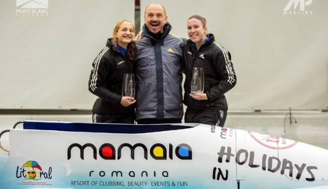 Foto: Staţiunea Mamaia ar putea găzdui Campionatul Mondial de bob pe rotile