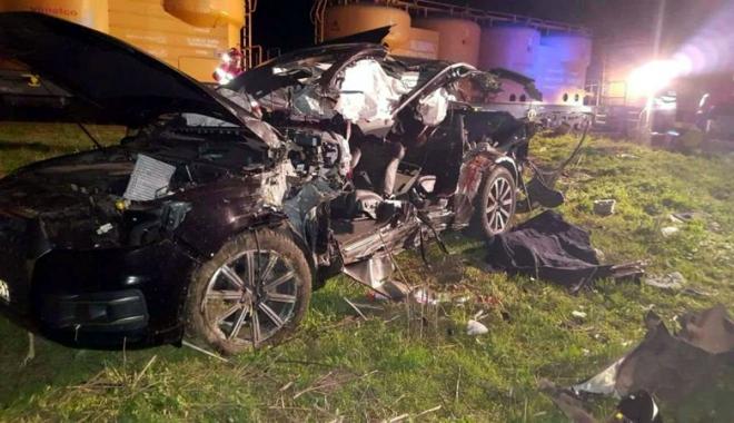 Foto: Grav accident de tren! Bodyguard-ul lui Gino Iorgulescu a murit pe loc