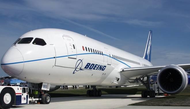 Foto: Boeing, comandă în valoare de 8,5 miliarde de dolari!