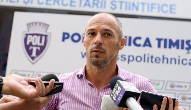 Foto: Bogdan Andone, noul antrenor al celor de la FCSB