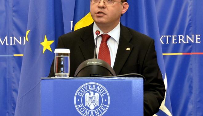 Foto: Bogdan Aurescu, numit consilier prezidenţial