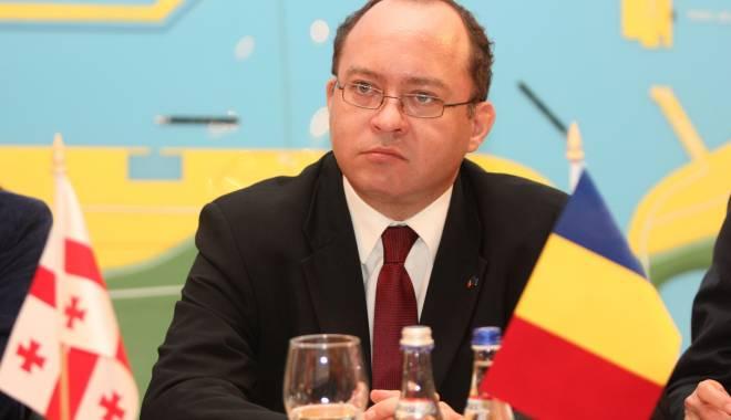 Foto: Ministrul Bogdan Aurescu participă la reuniunea CAE