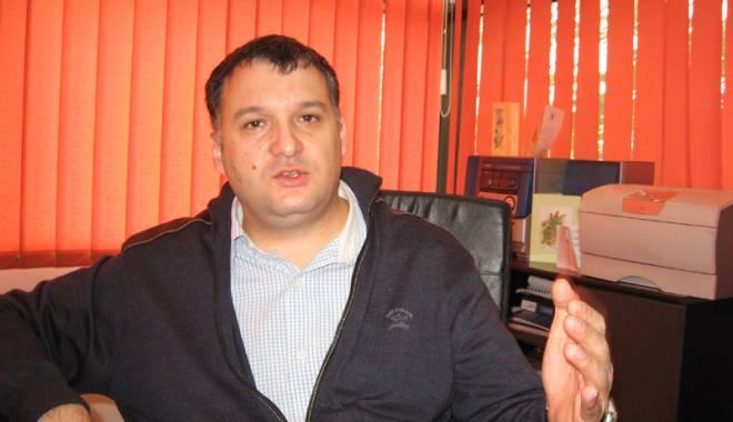 Foto: Bogdan Huţucă  va prelua şefia Administraţiei Regionale pentru Contribuabilii Mijlocii Constanţa