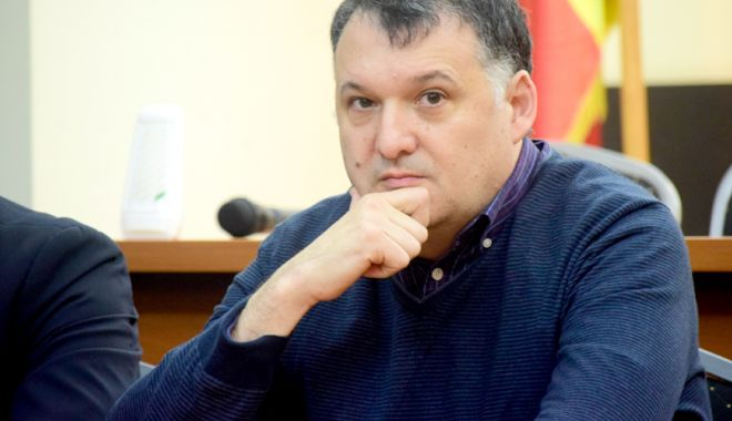 """Foto: Liderul PNL Constanța, Bogdan Huțucă: """"PSD-ul central a tras-o Constanței de nu se vede"""""""
