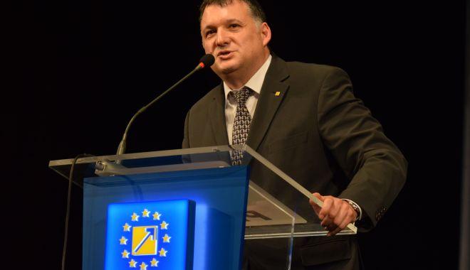 """Foto: Deputatul Bogdan Huțucă, de la PNL, intervenție la premier """"Când va avea Constanța Spital Regional?"""""""