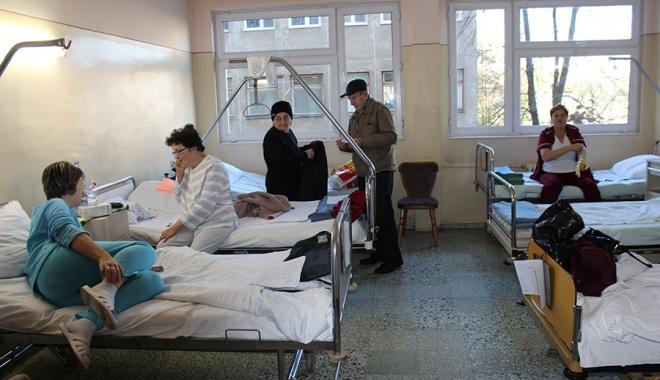 Peste o mie de constănţeni au ajuns la spital
