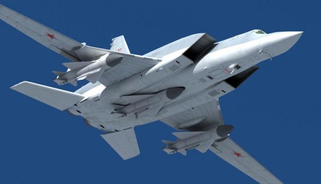 Bombardiere ruseşti cu rază lungă  de acţiune au lovit ţinte  ale Statului Islamic în Siria - bombardiererusesti-1511782787.jpg