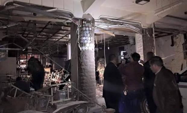 Foto: Două atentate produse în Siria. Cel putin 16 morţi