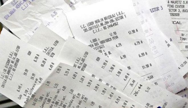 Foto: LOTERIA BONURILOR FISCALE. Bonurile fiscale câștigătoare extrase duminică, 16 iunie