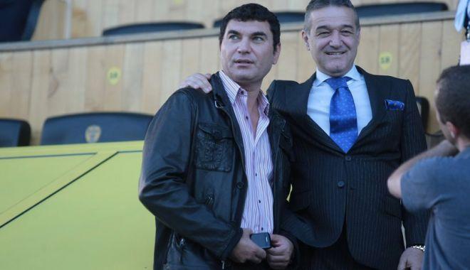 Foto: Becali, despre tratamentul de întinerire al lui Borcea: