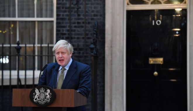 Foto: Boris Johnson: Parlamentul va vota acordul de Brexit până la Crăciun