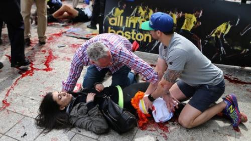 Foto: ATENTATELE din Boston: Djokar Ţarnaev a pledat nevinovat