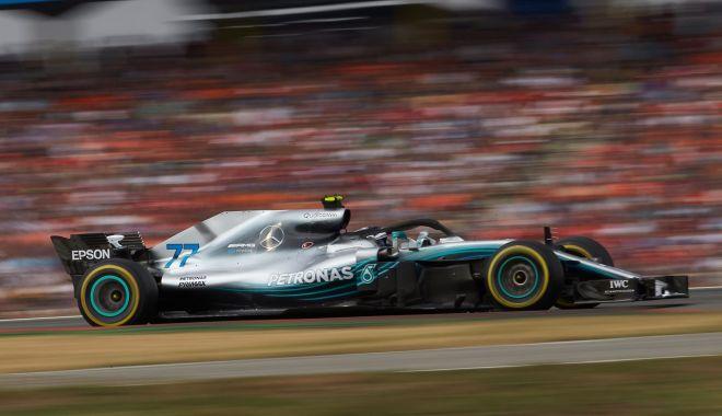 Foto: Vallteri Bottas, învingător în Marele Premiu al Australiei, la Formula 1