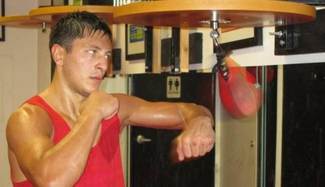 Foto: Box: Ronald Gavril se va lupta cu un alt adversar, în gala din Texas