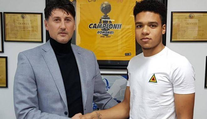 Foto: Bradley de Nooijer şi-a prelungit contractul cu FC Viitorul