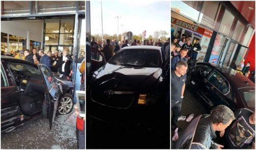 Foto: Planul atacatorului de la mall-ul din Brăila era să omoare cât mai mulţi oameni şi să se sinucidă