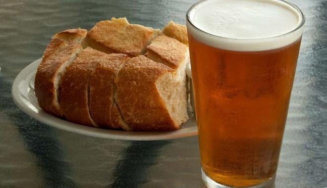 Foto: Doamne, de s-ar bea şi pâinea!