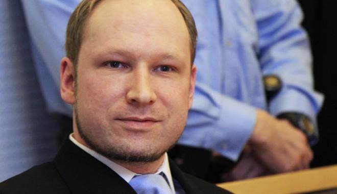 Breivik mai face o victimă