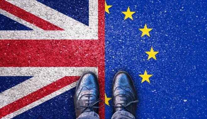 Foto: Ministrul britanic al Comerţului a declarat că este foarte probabil ca Marea Britanie să iasă din Uniunea Europeană fără un acord