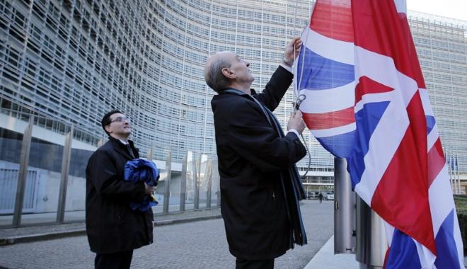 Foto: Marea Britanie, OUT din UE. Este începutul sfârşitului pentru Europa?