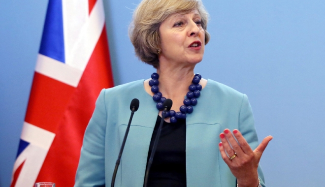Foto: Un BREXIT istoric. Marea Britanie a declanşat oficial ieşirea din Uniunea Europeană. Primele reacţii
