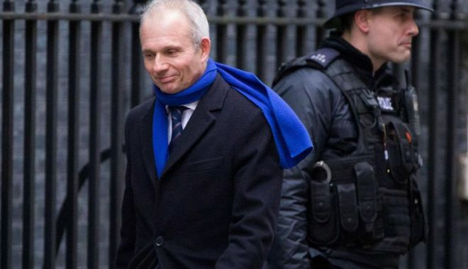 Foto: Brexit. David Lidington avertizează  parlamentul britanic că nu există un plan B