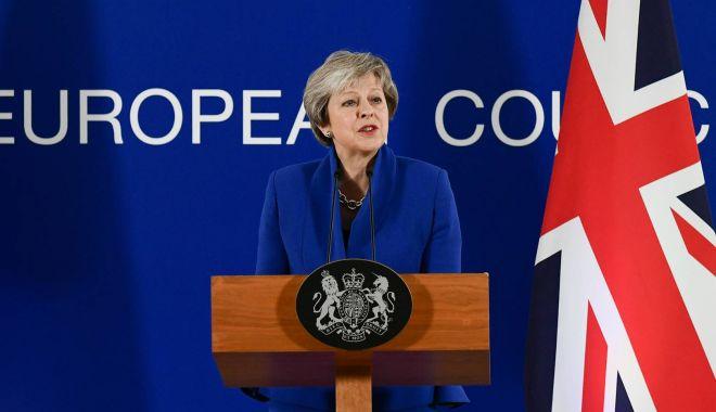 Foto: Brexit. Theresa May, discuţii cu şefii de stat şi de guvern ai ţărilor UE