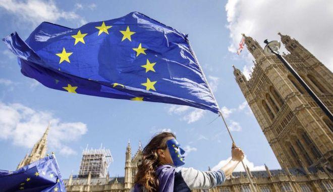 Foto: Brexit. Partidul Laburist susţine organizarea unui al doilea referendum