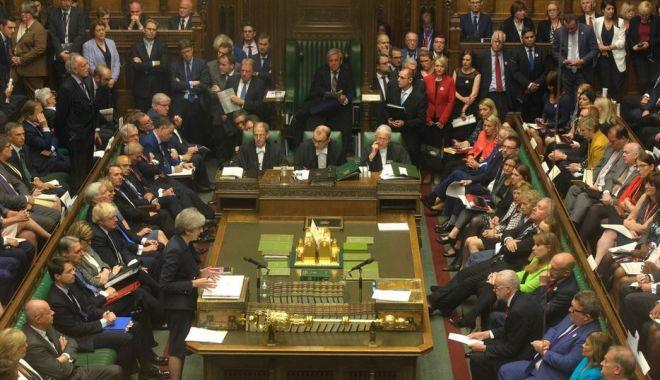 Foto: Brexit. Camera Comunelor a respins amendamentul care cere un nou referendum