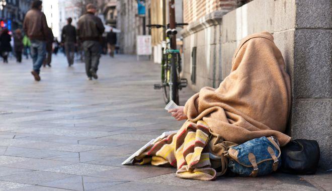 Foto: Brexit. Europenii fără adăpost din Regatul Unit, sub ameninţarea haosului