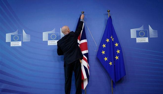 Foto: Guvernul Marii Britanii dă asigurări că Brexit-ul va avea loc pe 31 octombrie