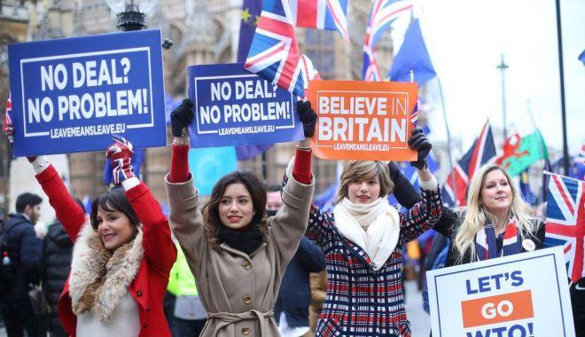Foto: Brexit-ul este un risc real pentru sănătatea copiilor