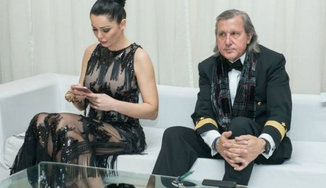 Foto: Ilie Năstase și Brigitte Sfăt divorțează? Dosarul a fost depus la Judecătoria Sectorului 1