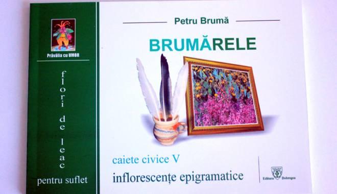 """Foto: Petru Brumă lansează cele trei """"Caiete Civice"""""""